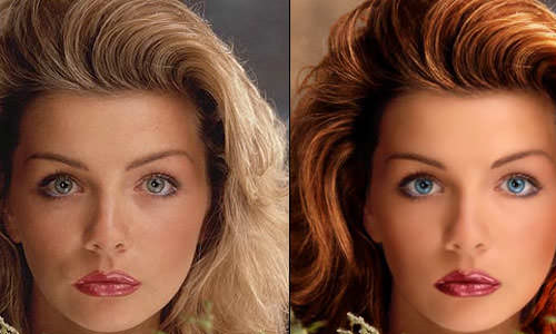 Beauty Retouching Photoshop Tutorials (8)