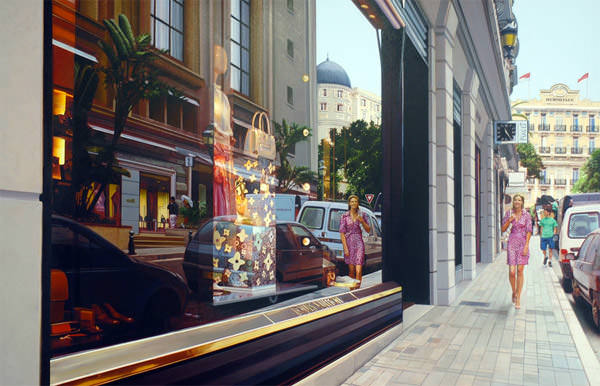 Photorealistic Paintings (8)