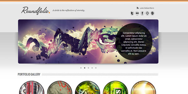 Free HTML Website Templates (8)