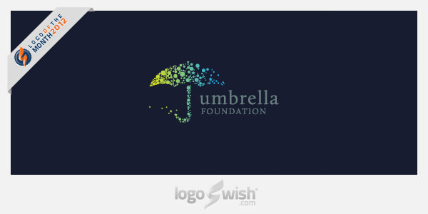 Rich Scott Umbrella Foundation Logo Design Inspiration