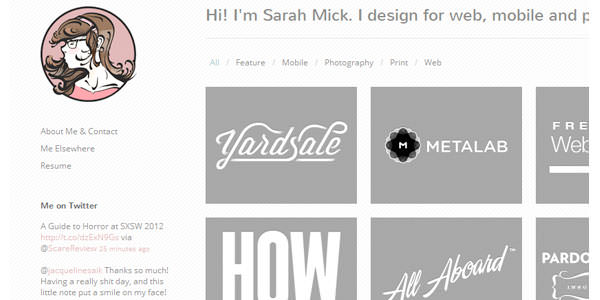 26 Freelance Portfolios for Creative Inspiration
