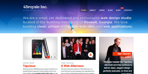 Web Design Agency Websites (11)