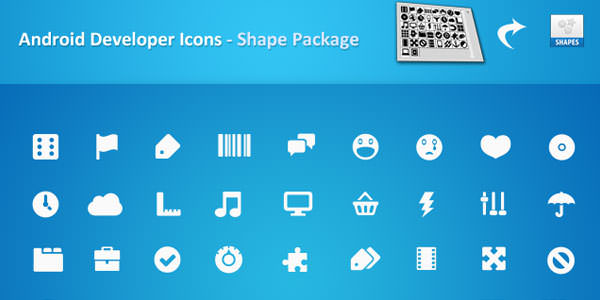 Photoshop Custom Shapes (2)