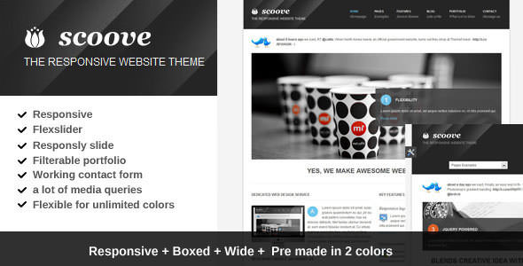 Premium HTML Website Templates and Layouts (13)