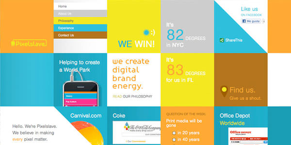 Colorful Web Designs (14)