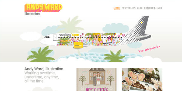 Colorful Web Designs (16)