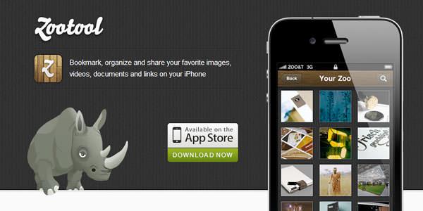 31 New Inspirational iPhone & iPad Application Websites