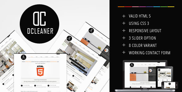 Premium HTML Website Templates and Layouts (19)