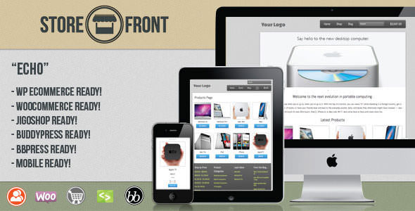 Premium WordPress eCommerce / Shopping Cart Themes (19)