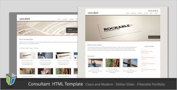 Premium HTML Website Templates and Layouts (20)
