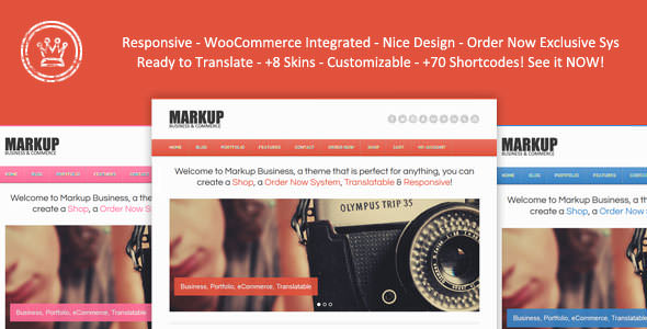 Premium WordPress eCommerce / Shopping Cart Themes (21)