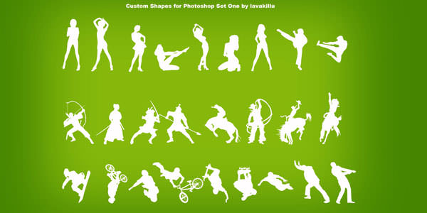 Photoshop Custom Shapes (3)