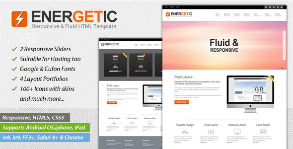 Premium HTML Website Templates and Layouts (3)