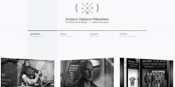 30 Brilliant Grey Websites