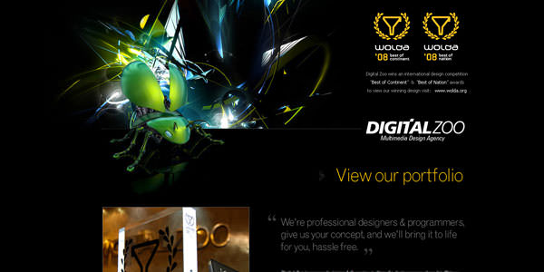 Web Design Agency Websites (8)