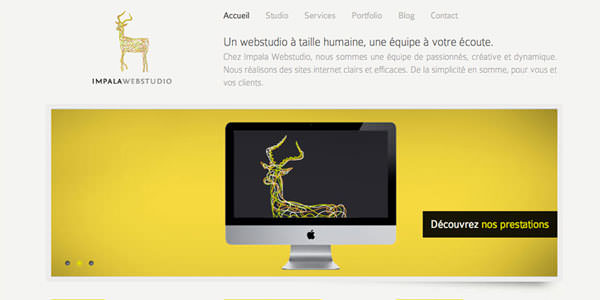 Yellow Web Designs for Inspiration (10)