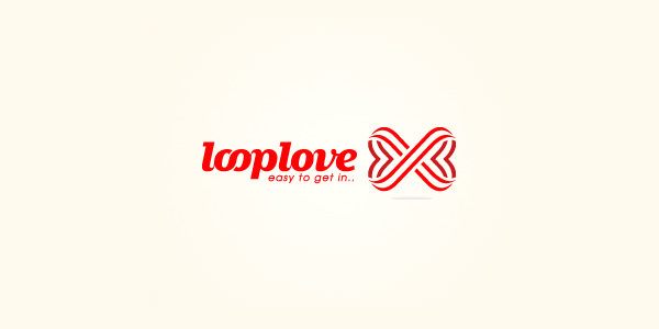 Love and Dating Logo Design Examples for Inspiration (10)