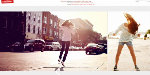 Professional Photographer Portfolio Websites for Inspiration (15)