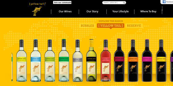 Yellow Web Designs for Inspiration (16)