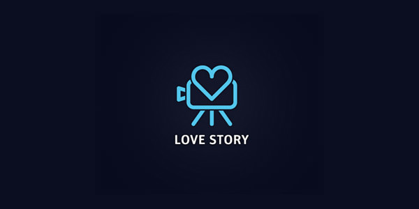 Love and Dating Logo Design Examples for Inspiration (18)