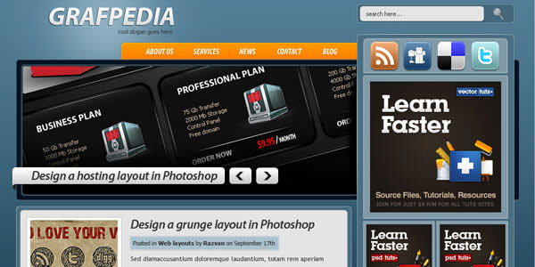 20 Interface Design Tutorials for Adobe Photoshop (18)