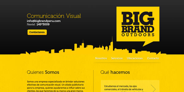 Yellow Web Designs for Inspiration (20)