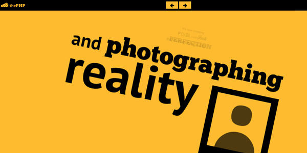 Yellow Web Designs for Inspiration (2)