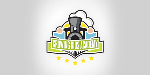 Kids and Childcare Logo Design Examples for Inspiration (3)