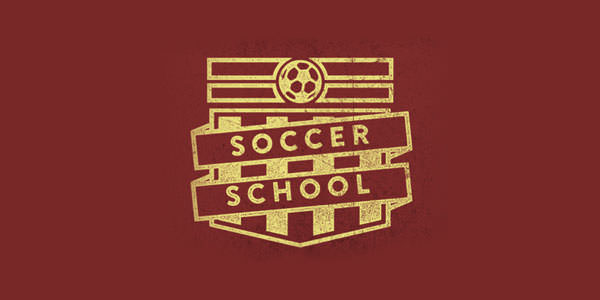 Football and Soccer Logo Design Examples for Inspiration (4)