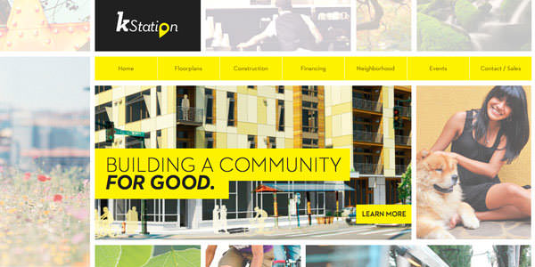 Yellow Web Designs for Inspiration (4)