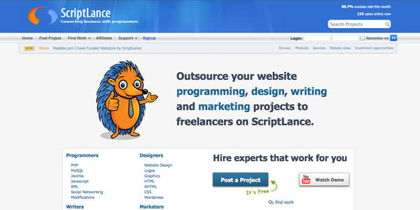 Top Freelance Jobs Marketplaces Online (5)