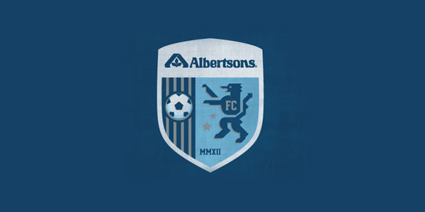 Football and Soccer Logo Design Examples for Inspiration (5)