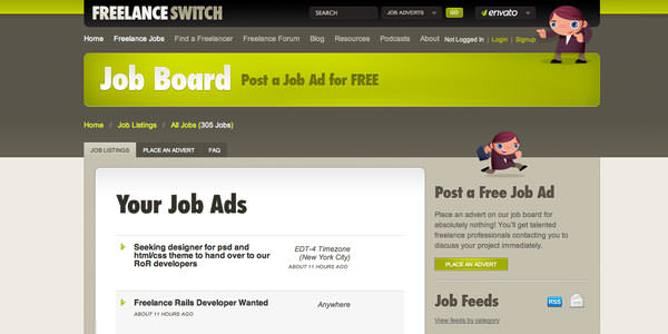 Top Freelance Jobs Marketplaces Online (9)