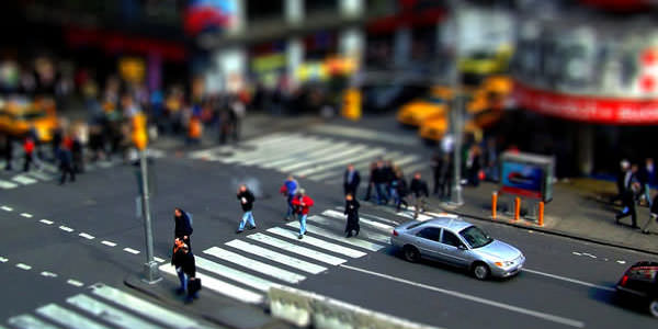 Tilt-Shift Tutorials for Photoshop and Photography (1)