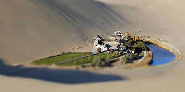 Tilt-Shift Tutorials for Photoshop and Photography (4)