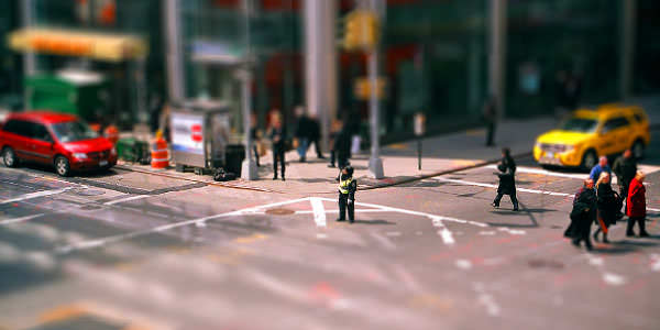 Tilt-Shift Tutorials for Photoshop and Photography (9)