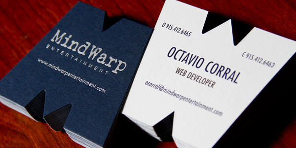Awesome Mini Business Cards for Inspiration (23)
