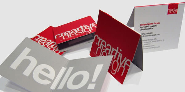 Awesome Mini Business Cards for Inspiration (25)