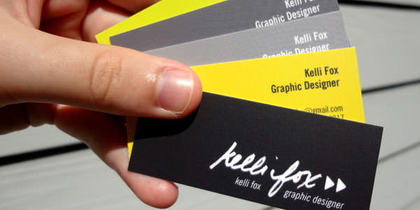 Awesome Mini Business Cards for Inspiration (3)