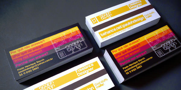 Awesome Mini Business Cards for Inspiration (7)