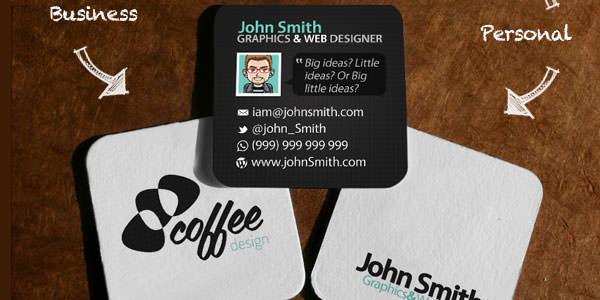 Awesome Mini Business Cards for Inspiration (9)