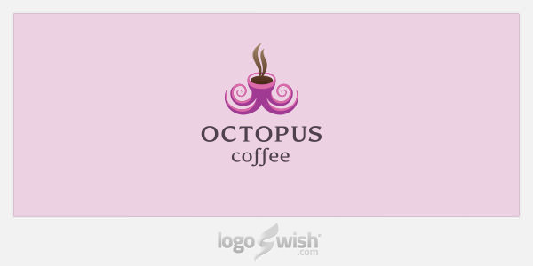 Octopus Coffee by Deividas Bielskis