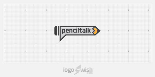 Penciltalk by Draward