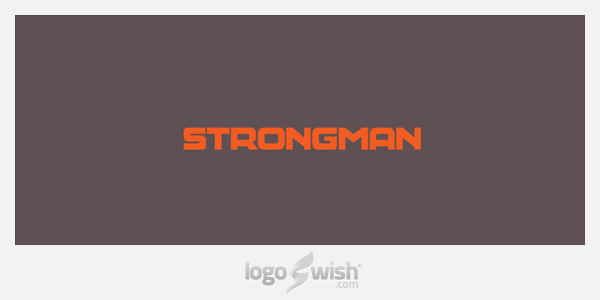 STRONGMAN by Muhammad Ali Effendy