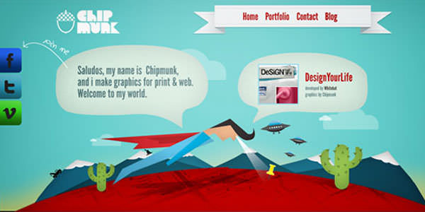 The State of Design in 2012: Six Header Design Trends