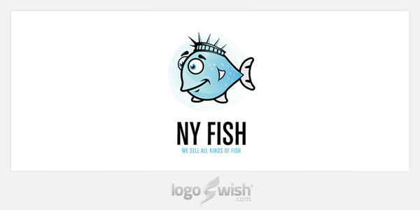 New York Fish by Milovanovic