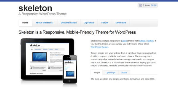 55 of the Best Responsive WordPress Themes