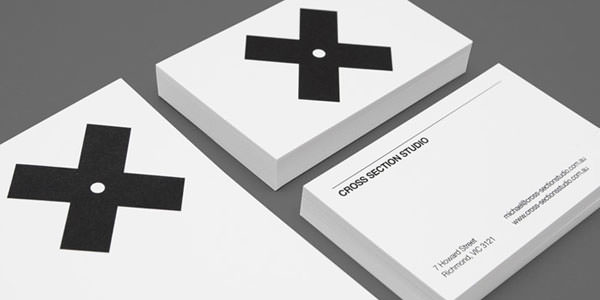 Marvelous White Business Cards