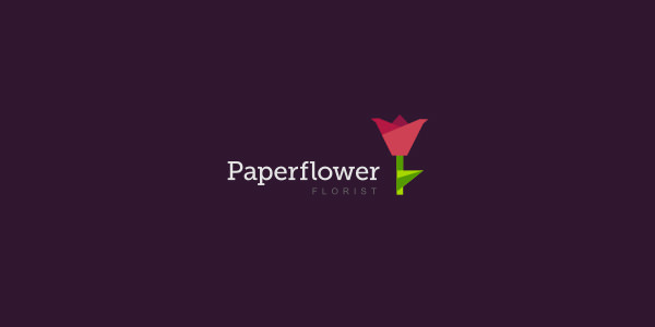 Floral / Flower Logo Design Examples for Inspiration (1)