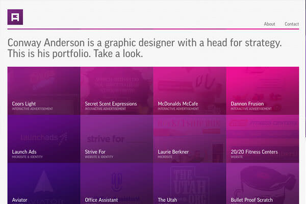 Purple Websites for Inspiration (10)
